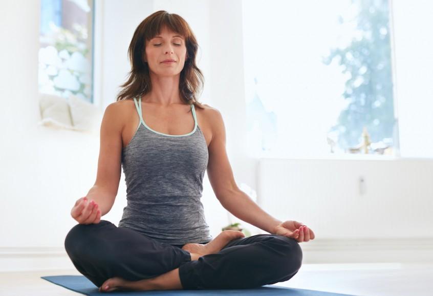 Упражнявайте се и регулирайте теглото си